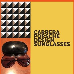 Carrera Porsche Design Sunglasses
